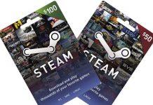 mua mã thẻ Steam Wallet trên App VTC Pay