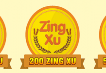 Cách nạp Zingxu