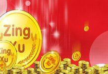 Nạp Zingxu trên App VTC Pay