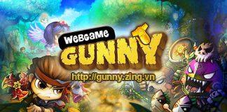 Nạp Zing xu cho Gunny