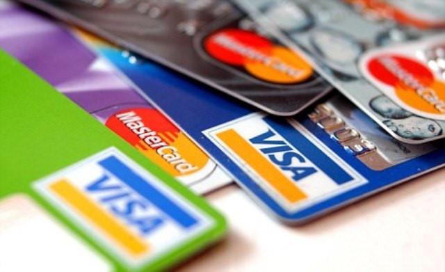 thẻ Visa và thẻ Mastercard