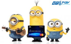 Thẻ thanh toán quốc tế - Thẻ ảo VTC Mastercard