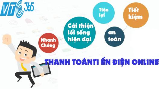 Thanh toán tiền điện online