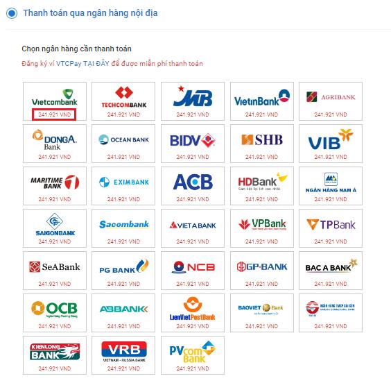 Hướng dẫn thanh toán cước Mobifone trả sau