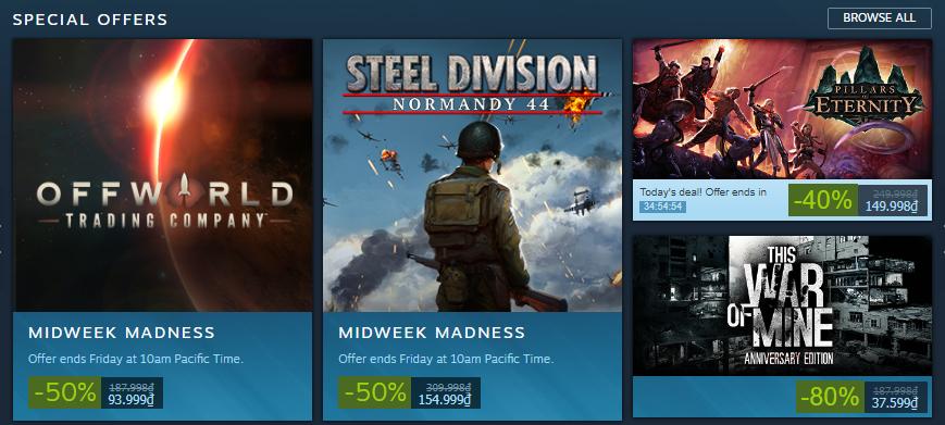 Game Steam được trợ giá, các game thủ đã có thẻ Mastercard chưa?