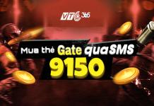Hướng dẫn mua thẻ Gate bằng SMS Viettel, Vina, Mobi đơn giản - tiện lợi