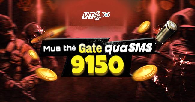 Game thủ có mua được thẻ Gate bằng SMS Vinaphone không?