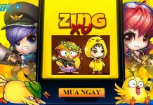 Mua thẻ Zing Xu ở đâu?