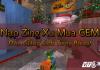 Nạp Zing Xu mua GEM