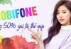 Mobifone khuyến mãi tháng 01/2018