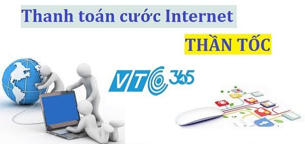 thanh toán cước internet