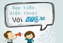 VTC Pay cung cấp dịch vụ nạp tiền điện thoại online 24/7 nhanh chóng