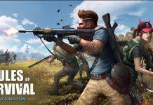Hướng dẫn các chiến binh nạp thẻ game Rules of Survival bản PC