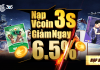 Nạp thẻ Vcoin online chiết khấu cao