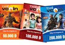 Bạn cần mua thẻ Vcoin khi chơi game gì