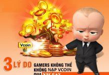 Mua thẻ vcoin tại ứng dụng ví điện tử VTC Pay