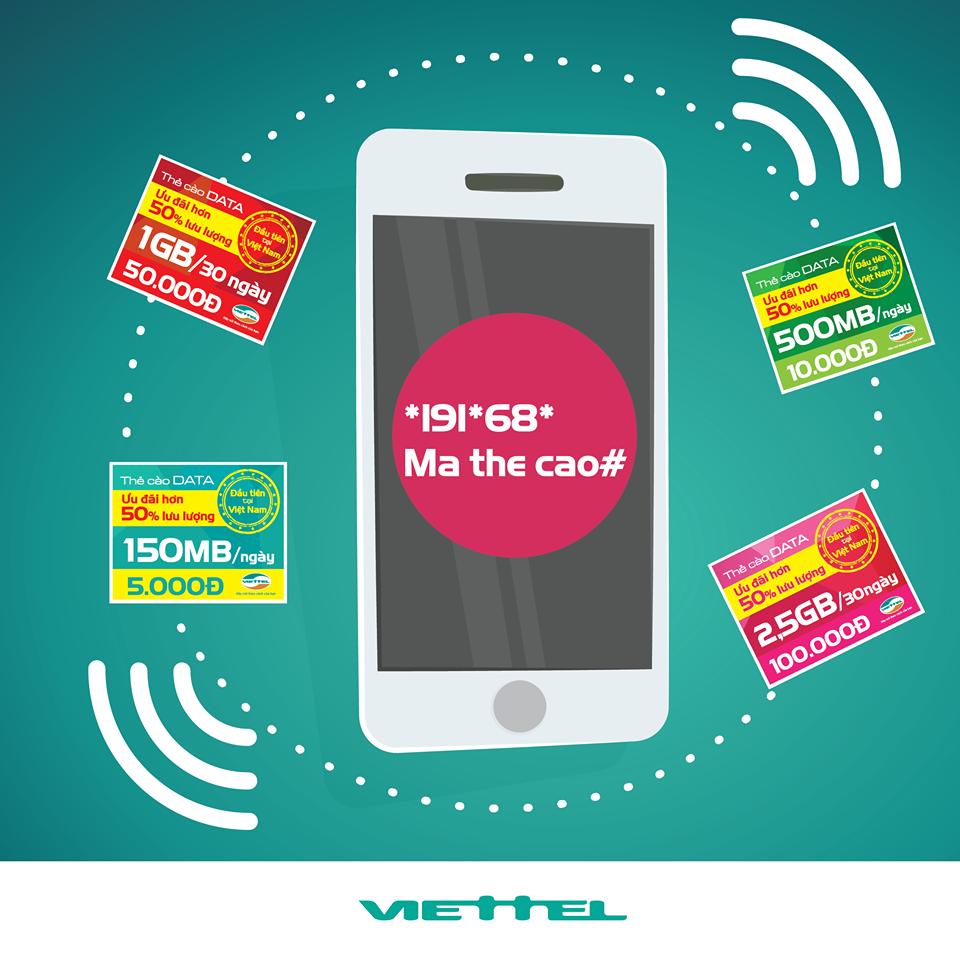 Bạn đã biết đến cách sử dụng thẻ data 3g Viettel chưa?