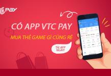 Sử dụng VTC Pay để nạp thẻ Liên quân Mobile - chiết khấu khủng