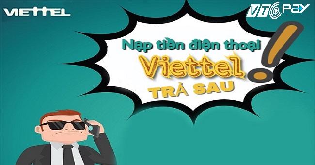 nap-tien-dien-thoai-viettel-tra-sau