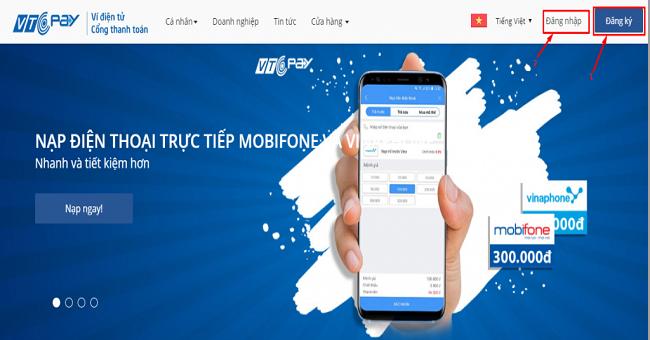 nap tien mobifone online