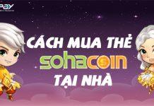 Mua thẻ Sohacoin online giá rẻ nhất thị trường