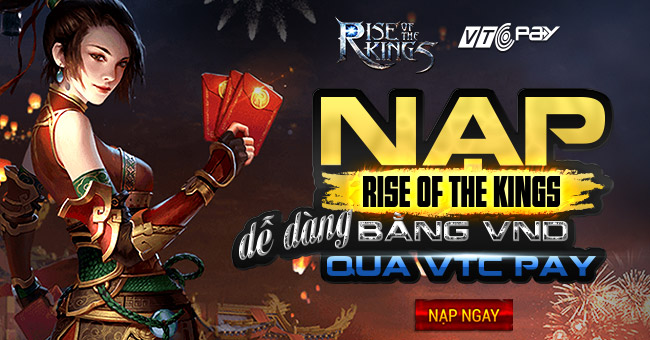 nap rise of the kings bang vnd