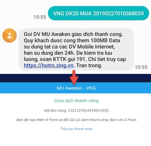 Tổng hợp 5 cách nạp thẻ MU Awaken VNG-nạp mu awaken bằng sms