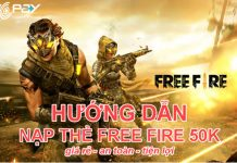 nap the free fire 50K