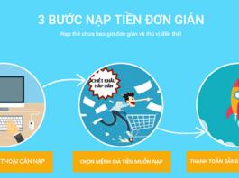 huong dan nap tien dien thoai online - vinaphone
