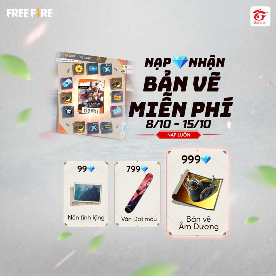 nap the free fire nhan ban ve mien phi