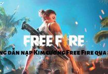 nap the free fire qua sms