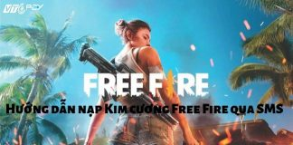 nap the free fire qua sms