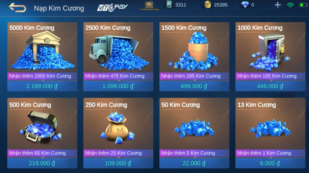 huong-dan-nap-kim-cuong-mobile-legends-bang-vtc-pay