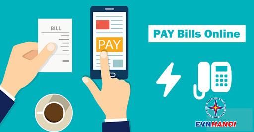 Thanh toán trực tuyến tiết kiệm thời gian