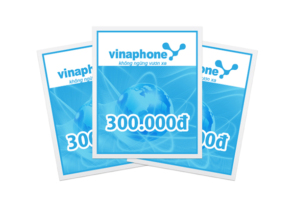 Nạp thẻ điện thoại Vinaphone