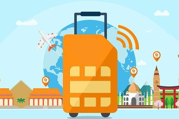 Nạp tiền điện thoại online khi đi du lịch