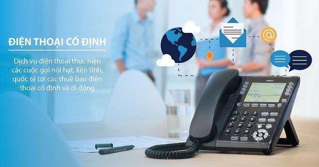 Cước điện thoại cố định VNPT Hải Phòng