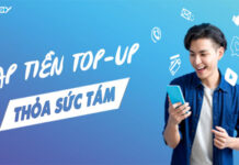 nạp tiền topup tại VTC Pay